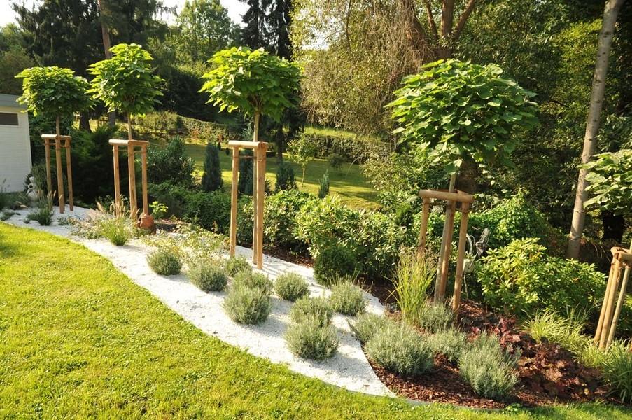 Mosaik garten und landschaftsbau - Gartenteiche an terrasse ...